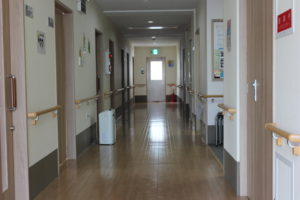 障害者グループホームあると 施設の様子